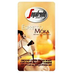 Segafredo Zanetti Espresso Moka pražená mletá káva 250g