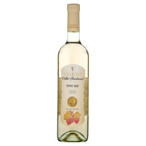 Vinium Velké Pavlovice Sélection Rulandské šedé víno bílé polosuché 0,75l