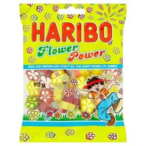 Haribo bonbony 90g, vybrané druhy
