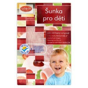 Le & Co Šunka pro děti 100g