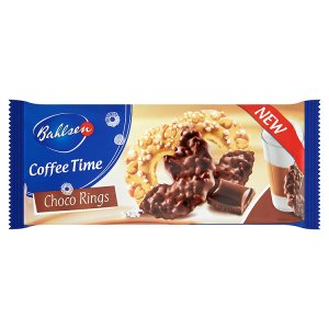 Bahlsen Coffee time polomáčené sušenky sypané cukrem 155g