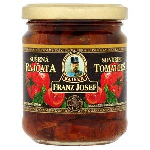 Kaiser Franz Josef Sušená rajčata 190g