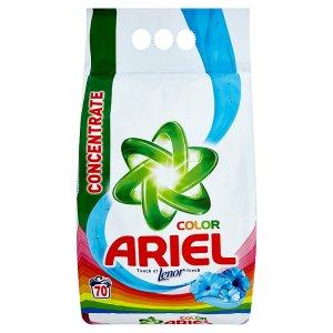 Ariel Touch of Lenor prací prášek 70 dávek, vybrané druhy