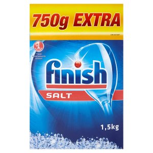 Finish Sůl do myček nádobí 2 x 1,5kg