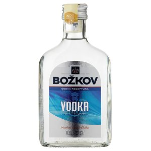 Božkov Vodka 0,2l