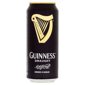 Guinness Stout Draught pivo 440ml