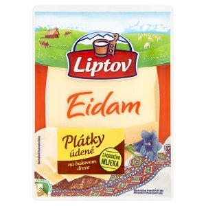 Liptov Eidam plátky 100g, vybrané druhy