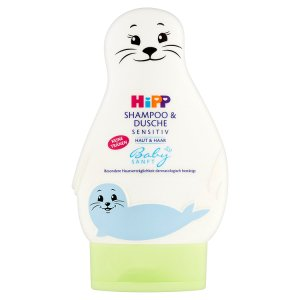 HiPP Babysanft Sensitiv šampón vlasy & tělo 200ml