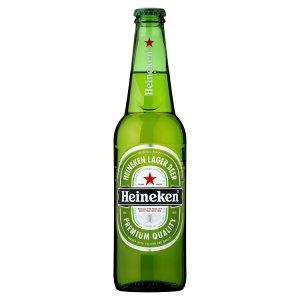 Heineken pivo ležák světlý 0,4l v akci