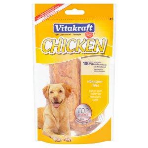 Vitakraft Pásky z kuřecího masa 80g