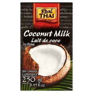 Real Thai Kokosové mléko 250ml