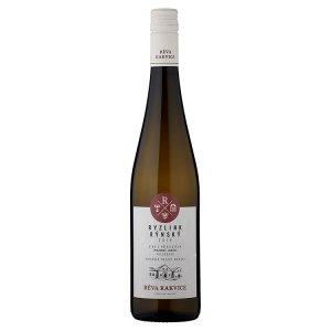 Réva Rakvice Ryzlink rýnský víno s přívlastkem pozdní sběr polosuché 750ml