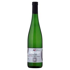 Nové Vinařství Ryzlink rýnský cépage jakostní víno s přívlastkem suché bílé 750ml