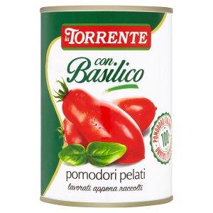La Torrente Loupaná rajčata s bazalkou 400g