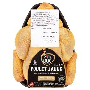 P'tit Duc de Savel Francouzské sváteční kuře
