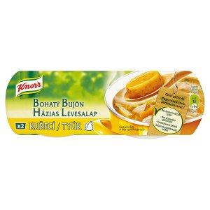 Knorr Bohatý Bujón 2 x 28g, různé druhy