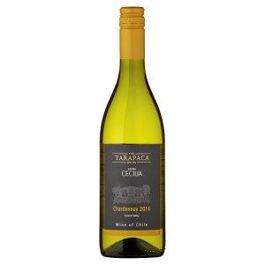 Viña Tarapacá Santa Cecilia Chardonnay bílé víno 0,75l