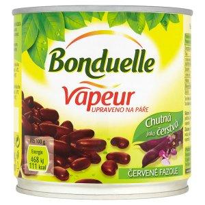 Bonduelle Vapeur fazole 310g, vybrané druhy