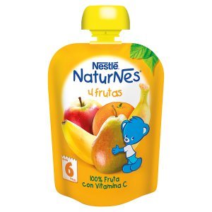 NESTLÉ NaturNes 4 ovoce 90g