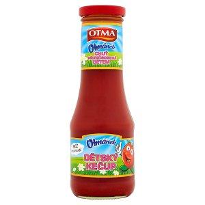 Otma Otmánek dětský kečup 300g