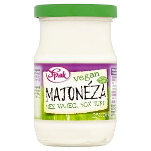 Spak Vegan majonéza bez vajec 250ml