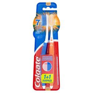 Colgate High density měkký zubní kartáček 2 ks