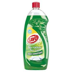 Savo Limetka a jasmín přípravek na mytí nádobí 1l