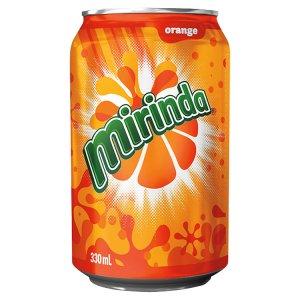 Mirinda Pomeranč 330ml