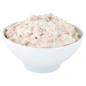 Pařížský salát s jogurtem