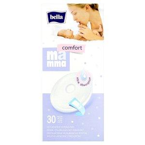 Bella Mamma Comfort Jednorázové samolepící prsní vložky á 30 ks