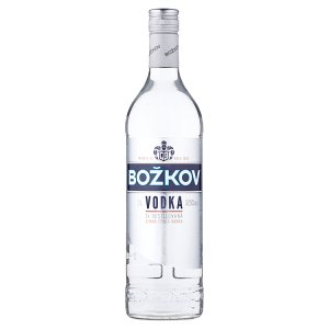 Božkov Vodka 1l