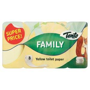 Tento Family Toaletní papír 8 rolí