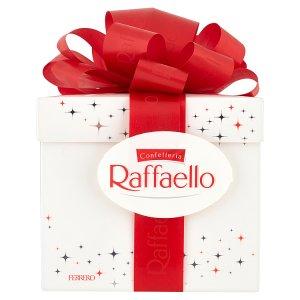 Ferrero Raffaello Oplatka s náplní a celou mandlí zdobená strouhaným kokosem 300g