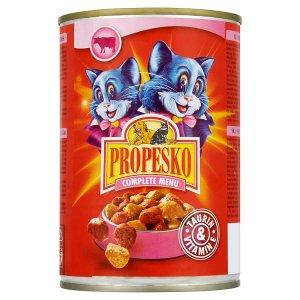 Propesko konzerva pro kočky 415g, vybrané druhy