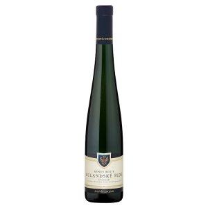 Znovín Znojmo Genus Regis Rulandské šedé 2010 výběr z hroznů bílé polosladké víno 0,5l