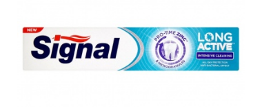 Signal Long Active White Fresh zubní pasta 75ml