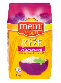 Menu Gold Rýže jasmínová 1kg