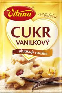 Vitana Cukr vanilkový 10g