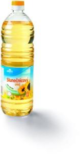 Albert Slunečnicový olej 1 l
