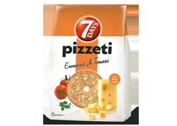 7 days Pizzeti 80g, vybrané druhy
