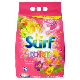 Surf prací prášek 80 dávek, vybrané druhy