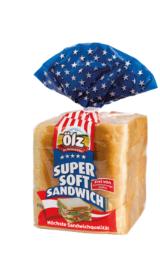Ölz Super Soft Sandwich 375g