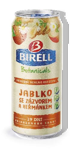 Birell Botanicals 0,4l