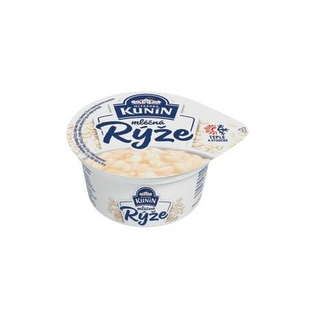 Kunín Mléčná rýže natural 150g