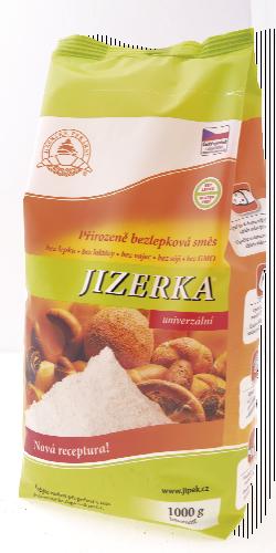 Jizerka bezlepková směs 1 kg