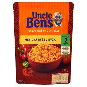 Uncle Bens rýže stačí ohřát 250 g