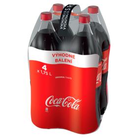 Coca-Cola 4pack (4 x 1,75l)