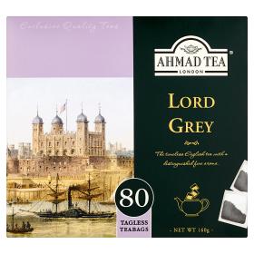 Ahmad Tea čaj 80x2g, vybrané druhy