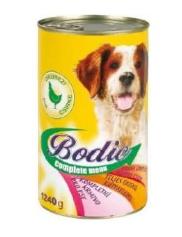 Bodie konzerva 415g