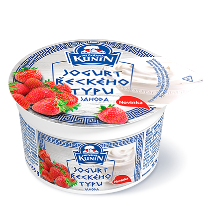 Kunín jogurt řeckého typu 150g, vybrané druhy